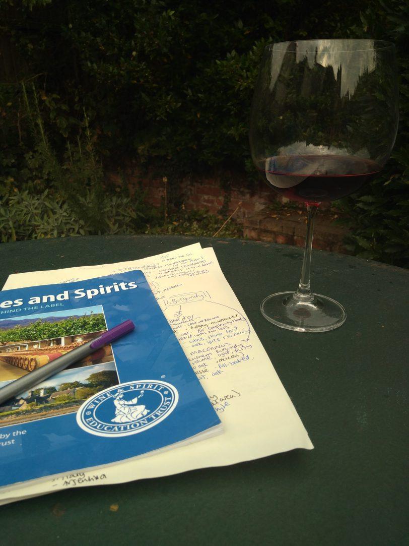 wset wine course